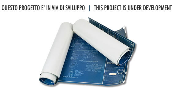 Questo progetto è in via di sviluppo - This project is under development